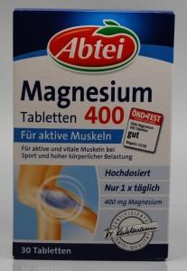 Abtei-Magnesium-400-Tabletten-Verpackung