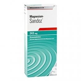 Magnesium Sandoz 243 mg Brausetabletten 40 stk - 1
